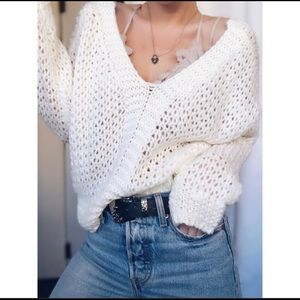 Sweaters - Bite Knit Off or On Shoulder Sweater